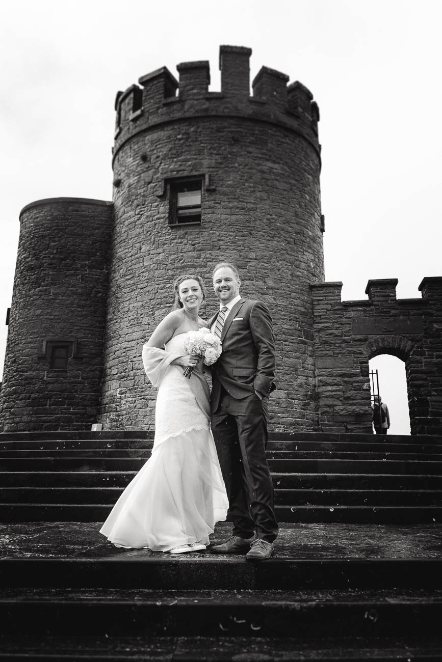 Cliffs of Moher Civil Wedding | Clare | Holst Photography Ireland