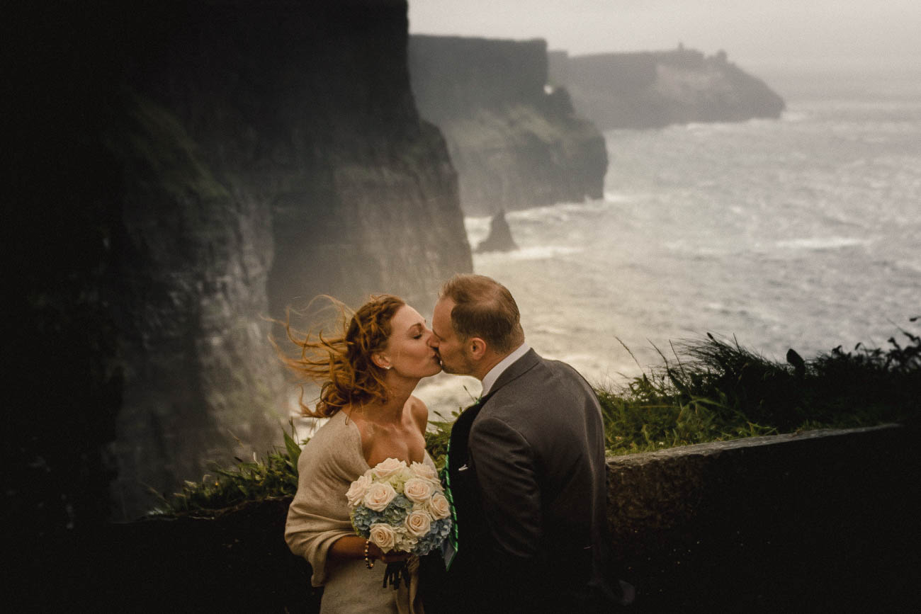 Cliffs of Moher Wedding | Clare | Holst Photography Ireland