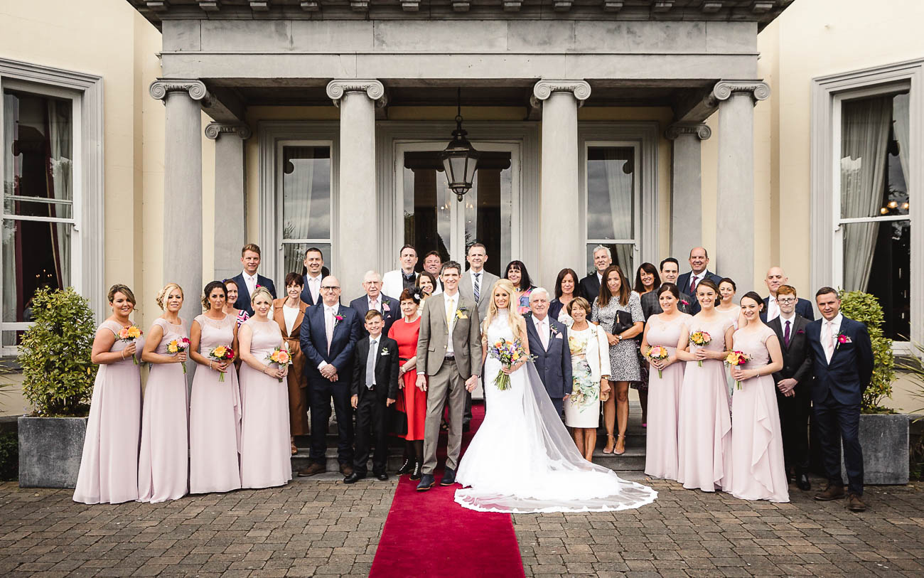 Moyvalley Estate Civil Wedding | Meath | Holst Photography Ireland